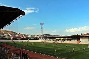 Yozgat - Bozok Stadium