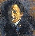 Yuri Annenkov (self-portrait, 1910 GRM).jpg