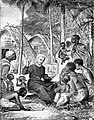 Zalige Peerke Donders (catechismus in Suriname).jpg