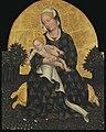 Zanino di Pietro (attr.) Madonna of Humility. Private collection.jpg