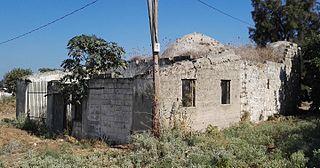 Zarnuqa Place in Ramle, Mandatory Palestine