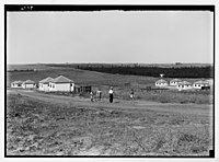 Zdai Warburg. Colony (Fields or gardens of Warburg). Warburg Colony. Nine houses of the lessor land holders. Labour group. LOC matpc.04069.jpg