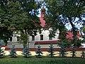 Zespół kościoła p.w. Wniebowzięcia NMP - kościół (fot.5) - Bystrzyca, gmina Wólka, powiat lubelski, woj. lubelskie ArPiCh A-563.JPG