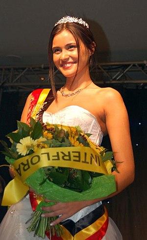 Miss Belgium - Zeynep Sever, Miss Belgium 2009