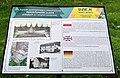 Zloty Stok-tablica informacyjna o pomniku poległych w I wojnie światowej.jpg