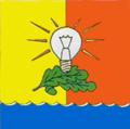 Zuhres city flag.png