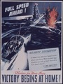 """Full Speed Ahead Produce for your Navy Victory Begins at Home"" - NARA - 514342.tif"