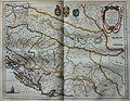 """""""Sclavonia, Croatia, Bosnia cum Dalmatae - Auct. Ger. Mercatore."""" (22064964728).jpg"""