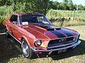 '68 Ford Mustang Coupe (Auto classique VAQ Mont St-Hilaire '11).jpg