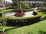 (Iglesia de San Francisco, Quito) Convento pic.bb09 interior courtyard.JPG
