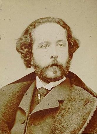 Édouard Lalo - Lalo c. 1865