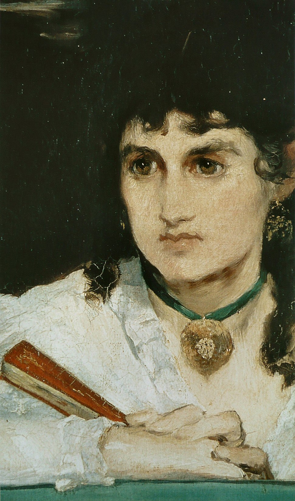 Édouard Manet - Le Balcon