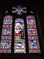 Église Saint-Blaise de Sainte-Maure-de-Touraine, vitrail 10.JPG