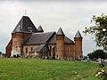 Église Saint-Médard de Flavigny-le-Grand-et-Beaurain en 1991.jpg