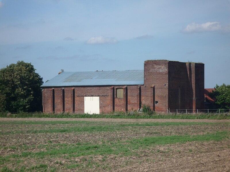 Ferme d'Émerchicourt, Nord, Nord-Pas-de-Calais, France.