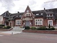 Étreillers (Aisne) mairie.JPG
