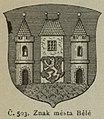 Č. 503. Znak města Bělé.jpg