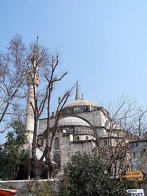 Mihrimah Sultan Mosque (Üsküdar) - Image: İstanbul 5067