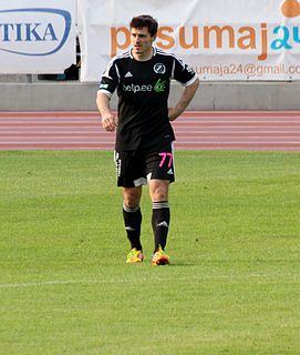 Tihhon Šišov Estonian footballer