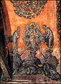 Άγιοι Απόστολοι Θεσσαλονίκης. Η Μεταμόρφωση του Χριστού. Ψηφιδωτή παράσταση των ετών 1310-1314.jpg