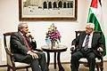 Επίσκεψη ΥΠΕΞ Δ. Αβραμόπουλου σε έδρα Παλαιστινιακής Αρχής (30.5.2013) (8902431900).jpg