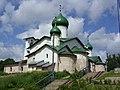 Богоявления с Запсковья. Июнь 2009 г. Вид с юго-востока.JPG
