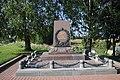 Братская могила советских воинов, погибших в 1942 г. Горки.jpg