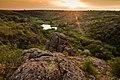Бузький Гард. Схід сонця.jpg
