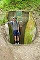 Вхід в печеру. 2009рік.jpg