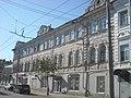 Гостиница Зимина-2 улица Крестовая, 25 - переулок Преображенский, 2, литер А, Рыбинск.jpg