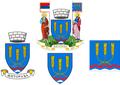 Грбови и застава општине Житорађа.png