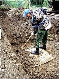 Промывка золотосодержащего песка грохот инерционный гис-52