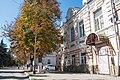 Жилой дом с видом Петровский бульвар.jpg