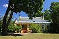 Извара, Усадебный дом. Вид на веранду с запада.jpg