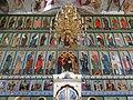 Иконостас в Александро-Свирском монастыре.JPG
