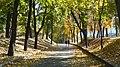 Маріїнський парк, осінні прогулянки.JPG