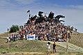 Монумент «Легендарна тачанка» (Каховка) 07.jpg