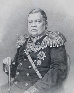 Mikhail Muravyov-Vilensky - Mikhail Nikolayevich Muravyov