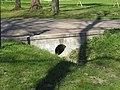 Ораниенбаум. Верхний парк. Мостик у Сойкинской дороги.jpg