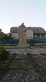 Пам'ятний знак воїнам-землякам, які загинули в роки Другої світової війни, село Улашківці.jpg