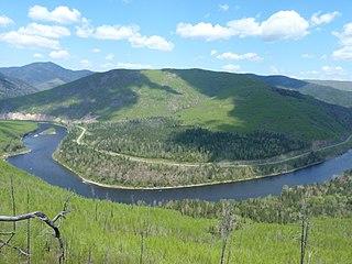 Anyuysky National Park