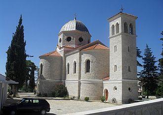 Benkovac - Serbian Orthodox church
