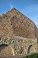 Реставрований фрагмент муру Окольного замку, Луцьк, 2021.jpg