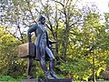 Симферополь. Памятник П. И. Чайковскому..JPG