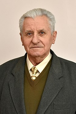 Професор Василь Файфура,листопад 2016