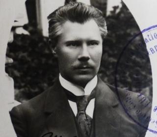 Fedir Shvets Ukrainian geologist, public activist, and statesman