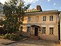 Флигель Храм Троицы Живоначальной на Пятницком кладбище.JPG