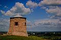 Чёртово городище, уникальный памятник археологии и истории федерального значения, сторожевая башня, Елабуга.jpg