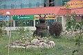Якутск, Центральный сквер, скульптура белки, 22.06.2013 - panoramio.jpg