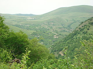 Place in Disputed between Azerbaijan and Artsakh
